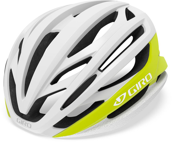Giro Syntax MIPS Color: Citron/White