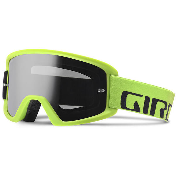 Giro Tazz MTB Goggle Color | Lens: Lime/Black | Cobalt|Clear