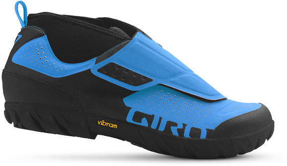 Giro Terraduro Mid Color: Blue Jewel/Black