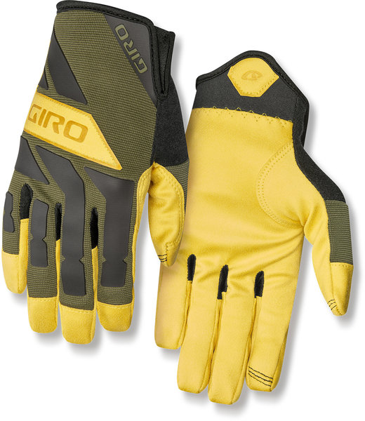 Giro Trail Builder Glove Color: Olive/Buckskin