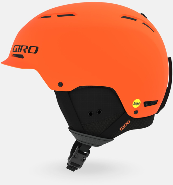 Giro Trig MIPS Helmet Color: Matte Bright Orange