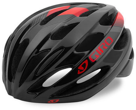 Giro Trinity Color: Black/Bright Red