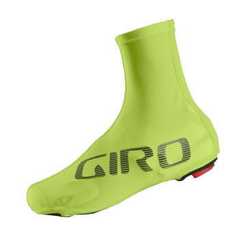 Giro Ultralight Aero Shoe Covers Color: Highlight Yellow