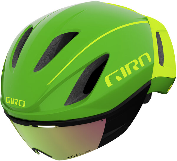 Giro Vanquish MIPS Color: Matte Ano Green/Highlight Yellow
