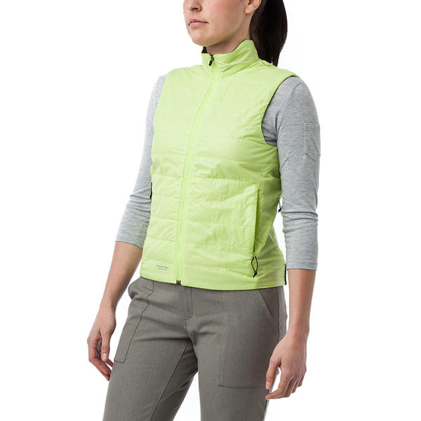 Giro Insulated Vest - Women's Color: Wild Lime