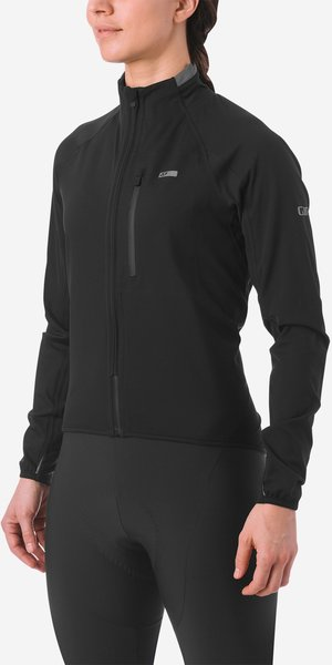 Giro Womens Chrono Pro Neoshell Jacket Color: Black