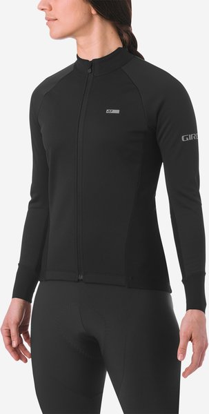 Giro Womens Chrono Pro Windbloc Jersey Color: Black