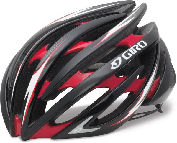 Giro Aeon Color: Red/Black