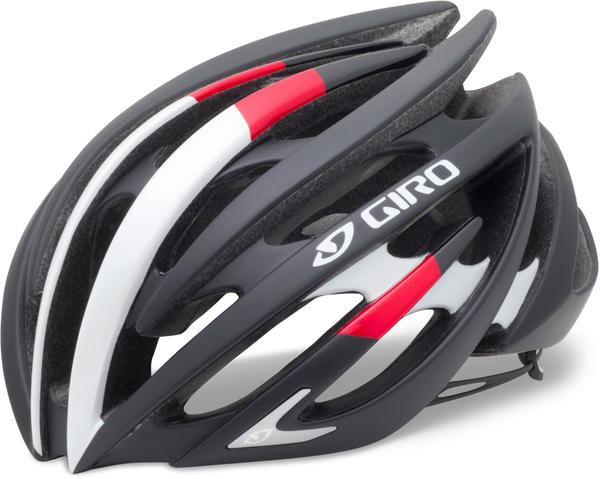 Giro Aeon Color: Matte Red/Black