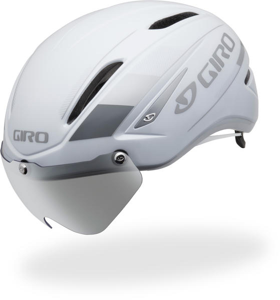Giro Air Attack Shield Color: White/Silver