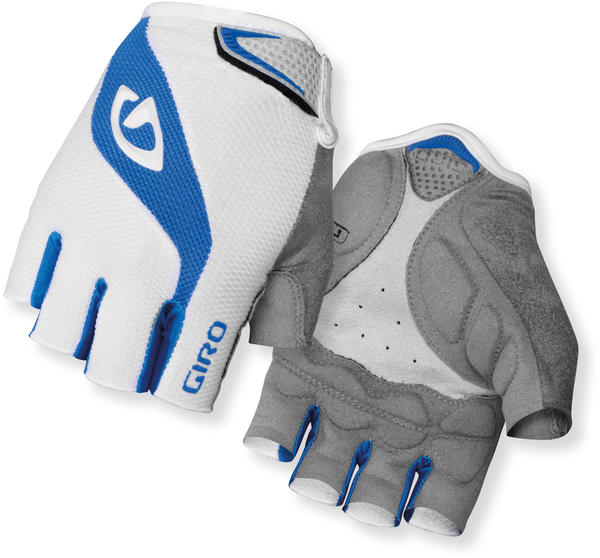 Giro Bravo Color: White/Blue