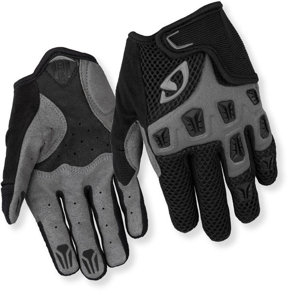Giro Remedy Jr. Gloves Color: Charcoal/Black