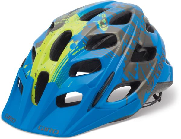 Giro Hex Color: Blue/Bright Yellow Cloud Nine