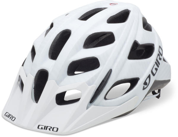 Giro Hex Color: Matte White Lines
