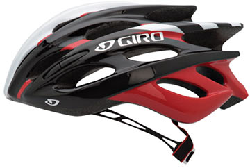 Giro Prolight Color: Red/Black