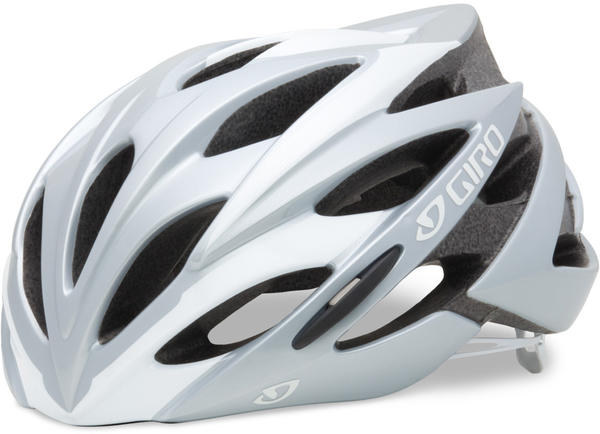 Giro Savant Color: White/Silver