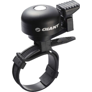 Giant Sport Bell Color: Matte Black