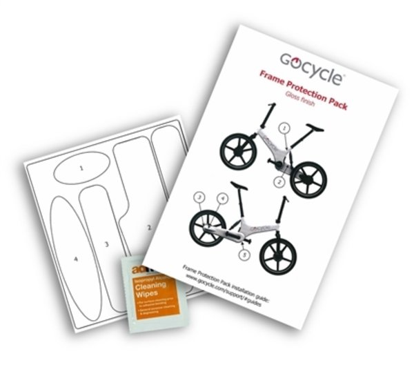 Gocycle Frame Protection Pack