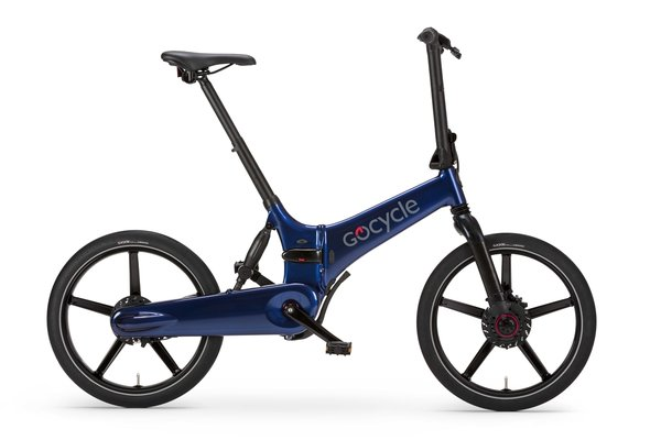 Gocycle GX Color: Electric Blue