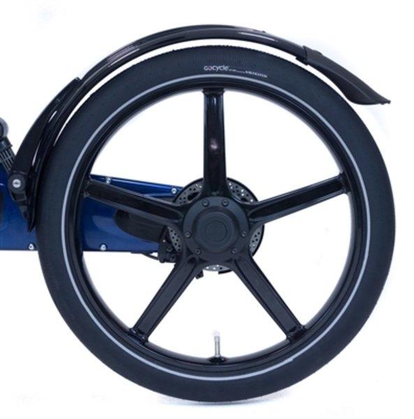Gocycle Mudguard Rear
