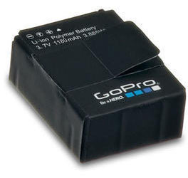 GoPro Rechargeable Battery (Hero3+/Hero3)