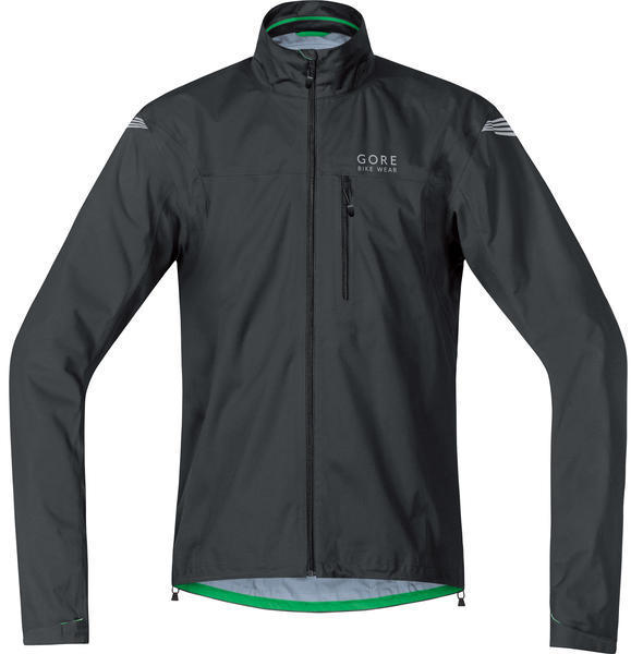 Gore Wear Element Gore-Tex Active Jacket Color: Black