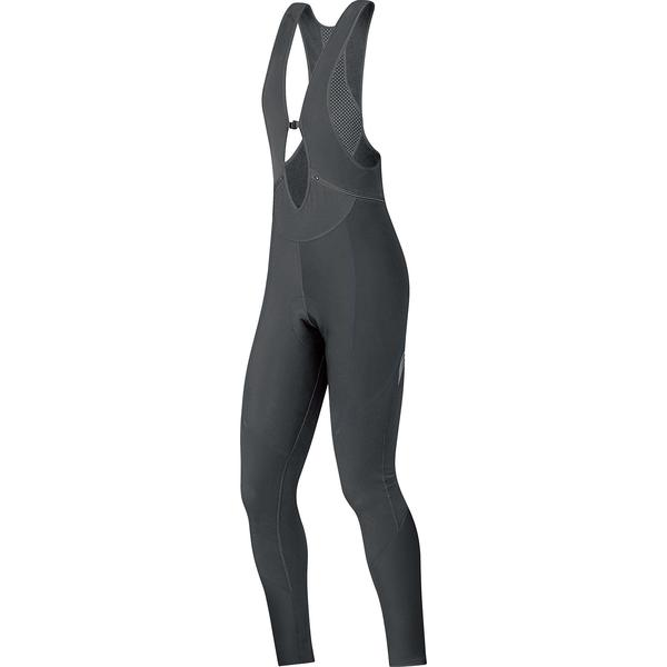 Gore Wear Element Thermo Lady Bib Tights+ Color: Black