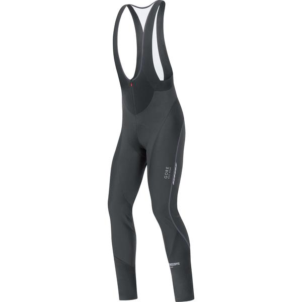 Gore Wear Oxygen Windstopper Soft Shell Bib Tights+