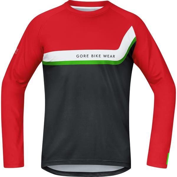 Gore Wear Power Trail Long-Sleeve Jersey