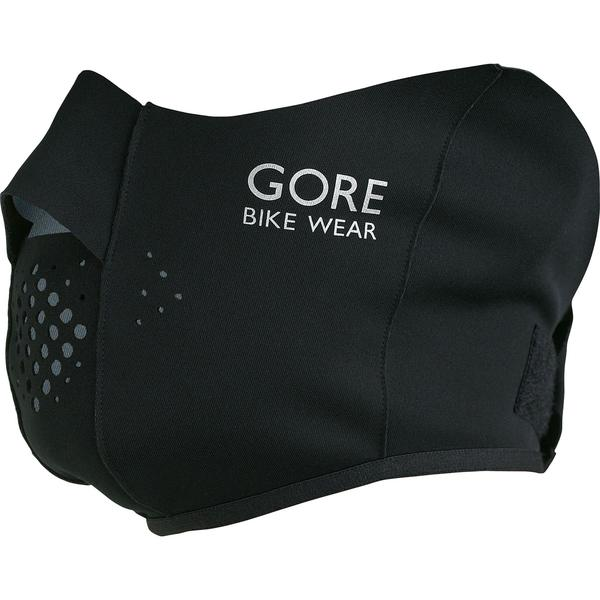 Gore Wear Universal Windstopper Soft Shell Face Warmer Color: Black