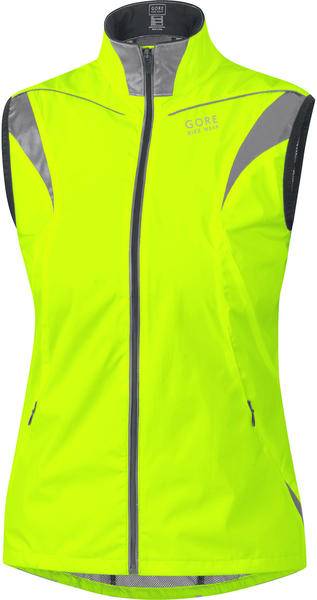 Gore Wear Visibility Windstopper Active Shell Lady Vest