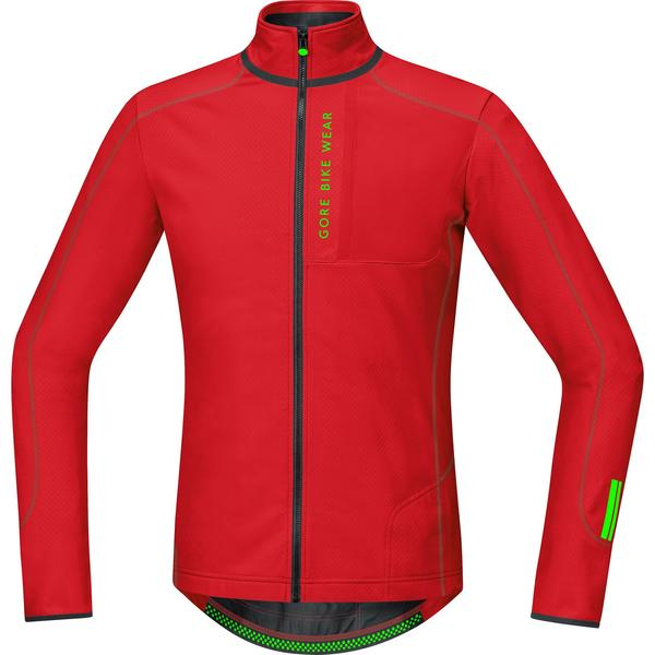 Gore Wear Power Trail Thermo Long-Sleeve Jersey