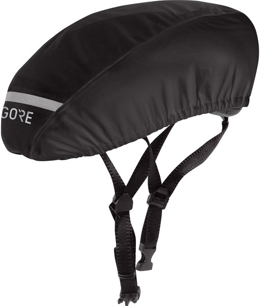 Gore Wear C3 GORE-TEX Helmet Cover Color: Black