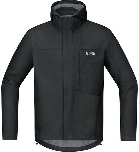 Gore Wear C3 GORE-TEX Paclite Hooded Jacket Color: Black