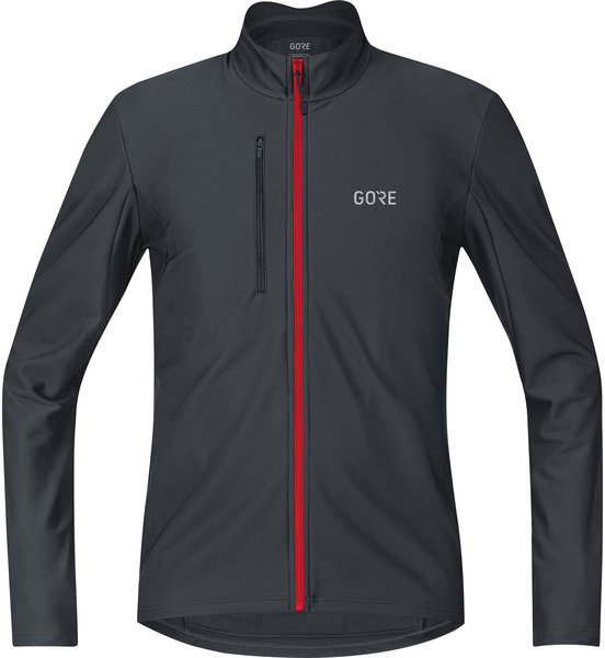 Gore Wear GORE C3 Thermo Jersey Color: Black