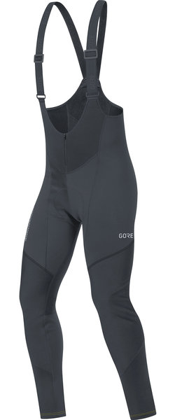 Gore Wear C3 GORE WINDSTOPPER Bib Tights+