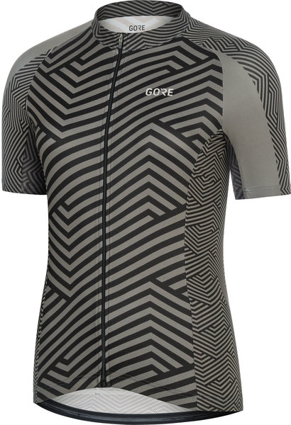 Gore Wear C3 Women Jersey C Color: Black/Graphite Grey