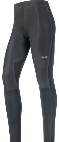 Gore Wear C3 Women Partial GORE WINDSTOPPER Tights Color: Black