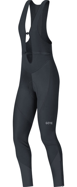 Gore Wear C3 Women GORE WINDSTOPPER Bib Tights+