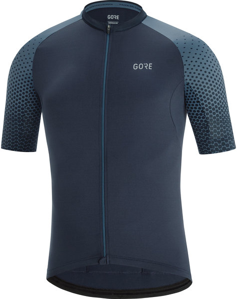 Gore Wear C5 Cancellara Jersey Color: Orbit Blue/Deep Water Blue