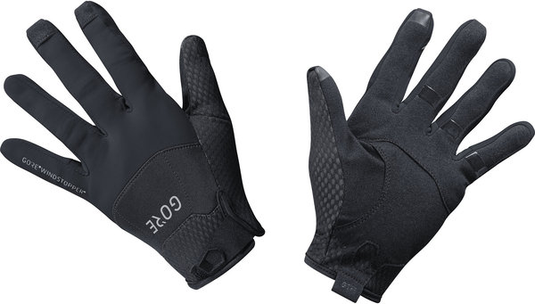 Gore Wear C5 GORE-TEX INFINIUM Gloves Color: Black