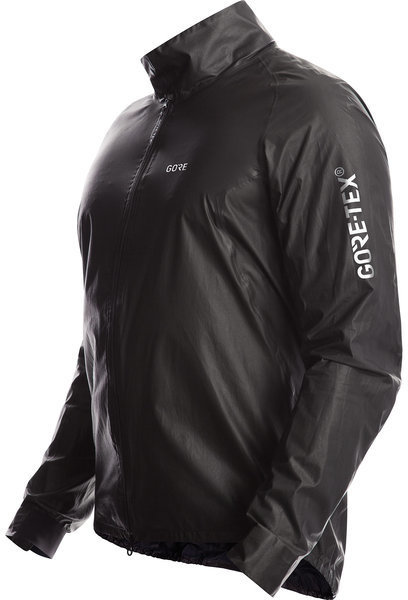 Gore Wear C5 GORE-TEX SHAKEDRY 1985 Jacket Color: Black