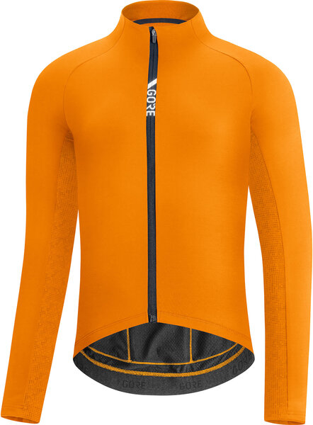 Gore Wear C5 Thermo Jersey Color: Bright Orange