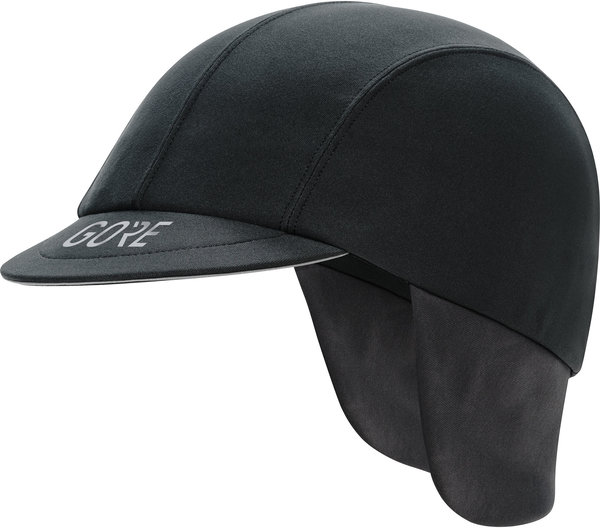 Gore Wear C5 GORE WINDSTOPPER Road Cap Color: Black