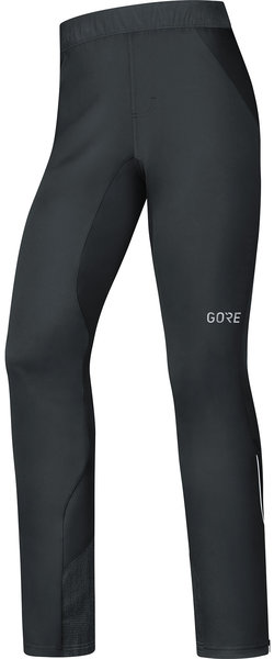 Gore Wear C5 GORE WINDSTOPPER Trail Pants Color: Black