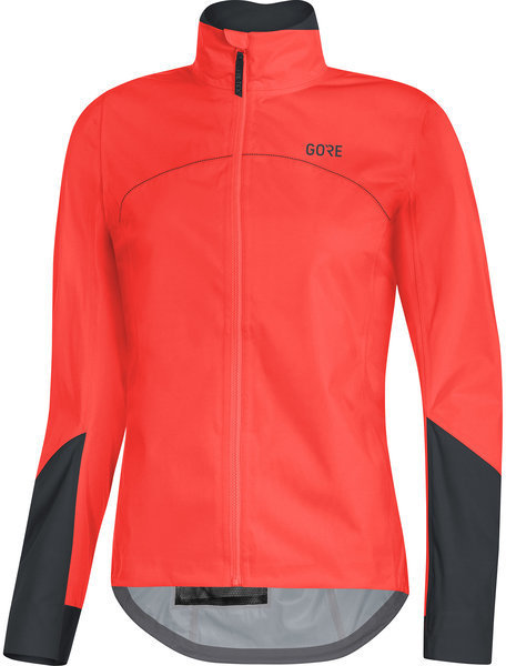 Gore Wear C5 Women GORE-TEX Active Jacket Color: Lumi Orange/Black