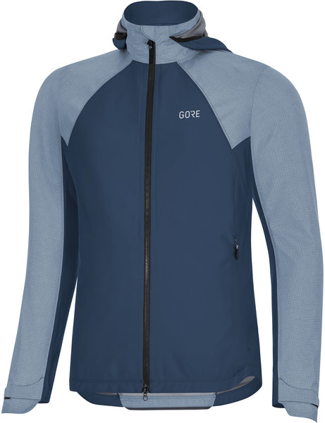 Gore Wear C5 Women Gore-Tex Infinium Hybrid Hooded Jacket