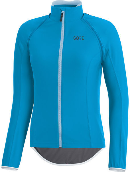 Gore Wear C5 Women GORE WINDSTOPPER Zip-Off Jersey