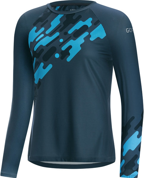Gore Wear C5 Women Trail Long Sleeve Jersey