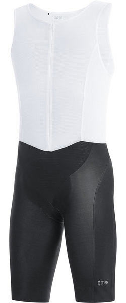 Gore Wear C7 GORE WINDSTOPPER Bib Shorts+ Color: Black